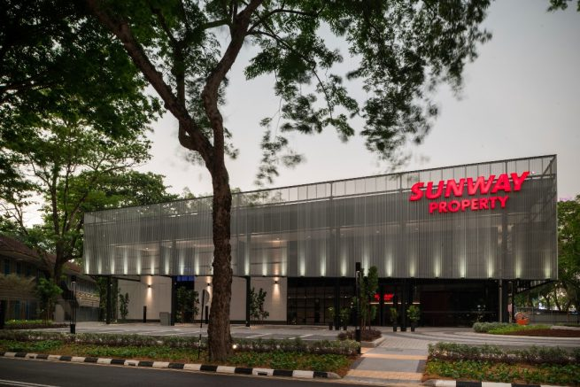 Sunway Sales Gallery & New Office