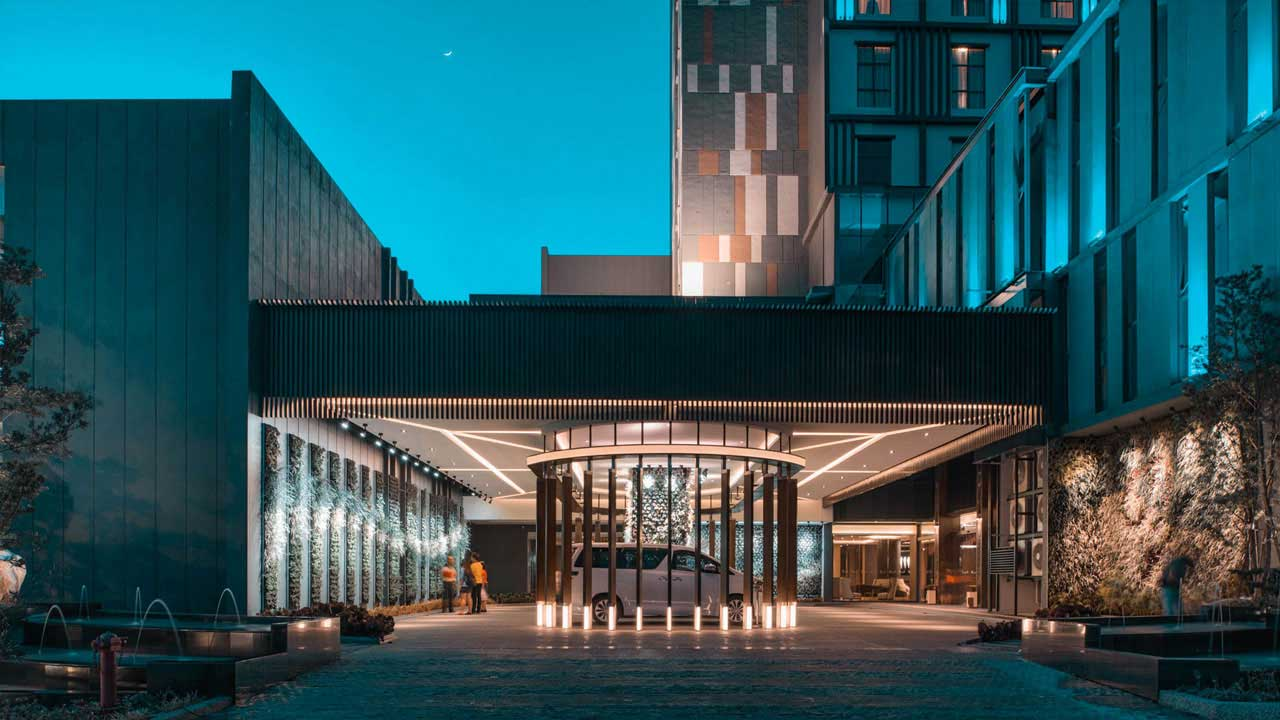 GTM Group Vangohh Eminent Hotel and Premier Spa penang architecture by Eowon Design & Architecture