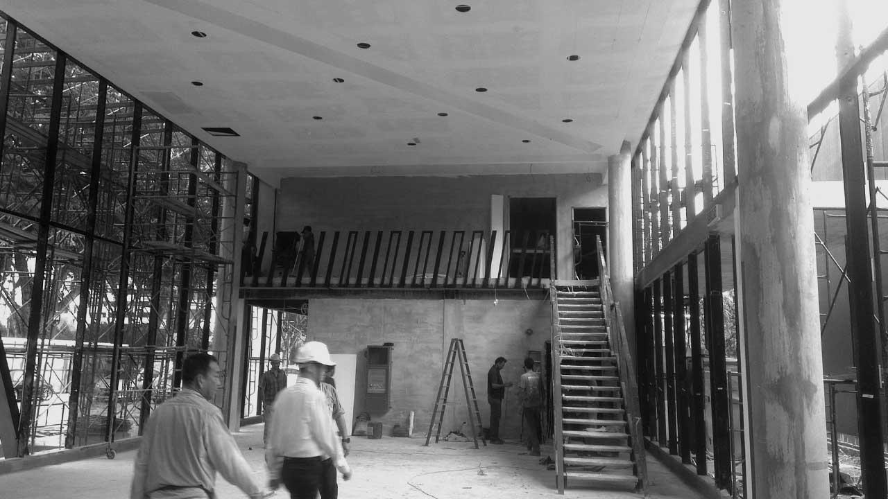 construction1 by Eowon Design & Architecture